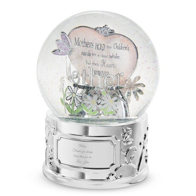 Personalized Mom Snow Globe by Things Remembered