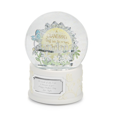 Personalized Grandma Snow Globe by Things Remembered