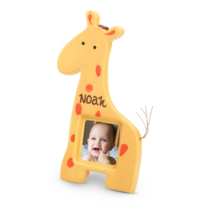 Giraffe Frame - Children's Frames & Albums
