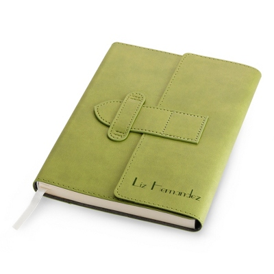 Green Latch Journal - Business Gifts For Her