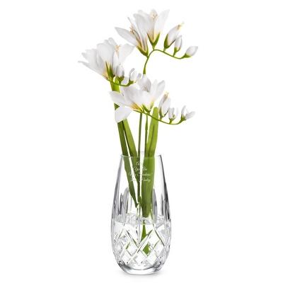 Waterford Lismore Essence Honey Bud Vase - Vases