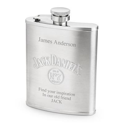 Jack Daniels 6 oz. Flask