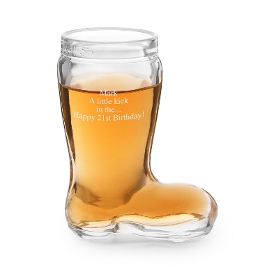 Custom Boot Shot Glass