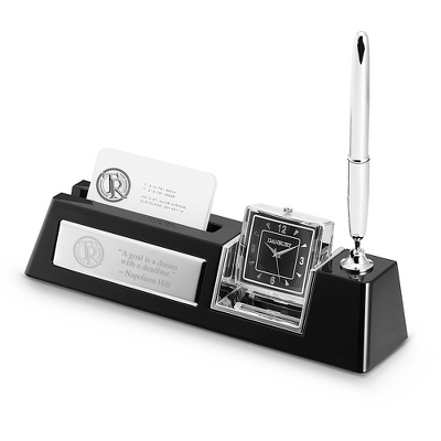 Spinning Cube Pen Stand