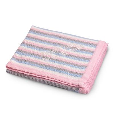 Multi Striped Blanket