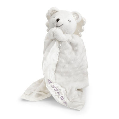 Praying Bear Snuggler - Receiving Quilts & Belly Mats