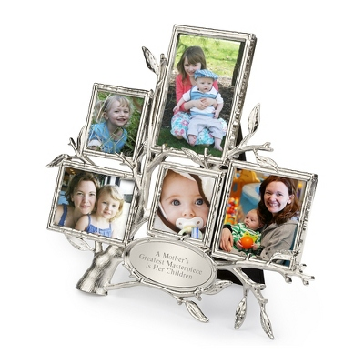Personalized Multi Picture Tree Frame