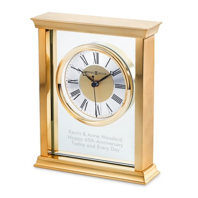 Howard Miller Monticello Table Clock - UPC 825008030046