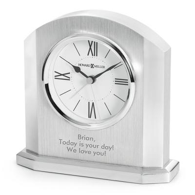 Howard Miller Lincoln Alarm Clock - UPC 825008030053