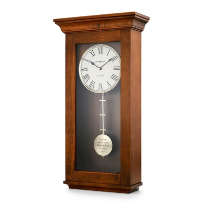 Howard Miller Continental Wall Clock - $200.00