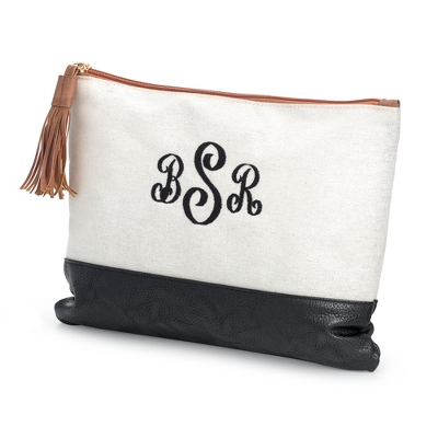 Personalized Chelsea Cosmetic Pouch - UPC 825008033603