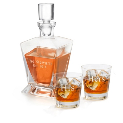 Gatsby Whiskey Set - Barware & Accessories