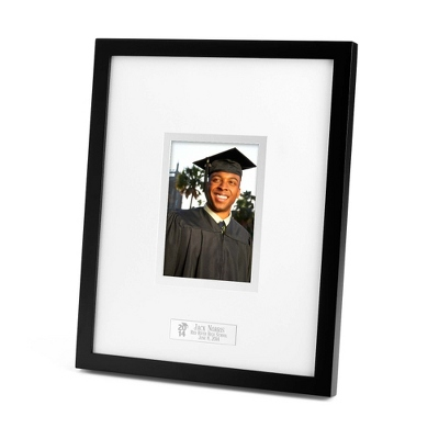 Personalized Signature 13x16 Frame - Two Lines & Design - UPC 825008041240