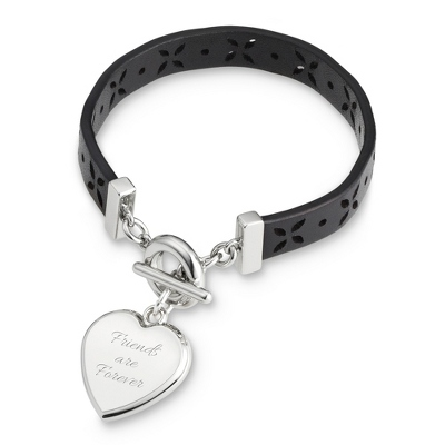 Engraved Keepsake Bracelets