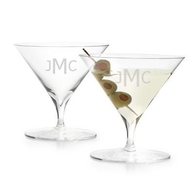 Waterford Elegance Martini Glasses
