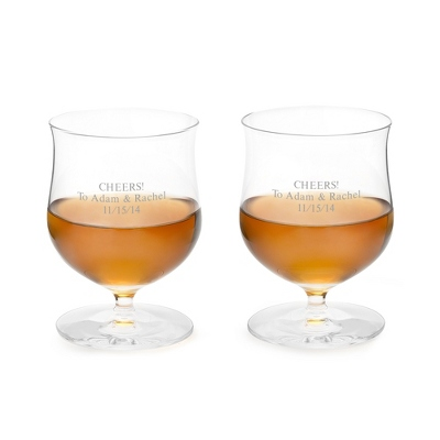 Waterford Elegance Single Malt Glass Pair - $50.00