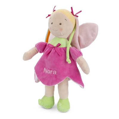Personalized Fairy Dolly - Stuffed Animals & Snugglers