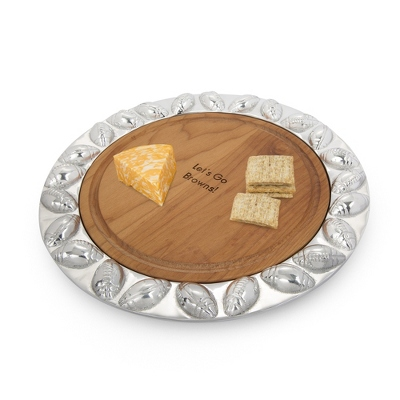 Mariposa Football Cheese Board - UPC 825008064027