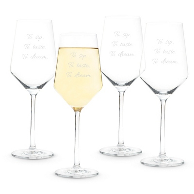 Schott Zwiesel Tritan Pure Sauvignon Blanc Set of 4 - Wine Glasses