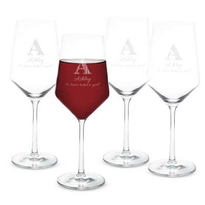 Schott Zwiesel Tritan Pure Cabernet Set of 4 - Wine Glasses