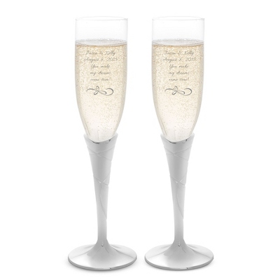 Wedding Toasting Flutes - 24 products
