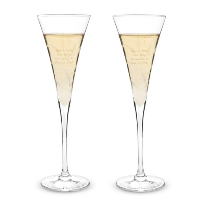 Champagne Toasting Flutes - 24 products