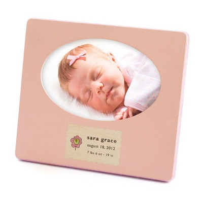 Pink Personalized Frame - UPC 825008065031