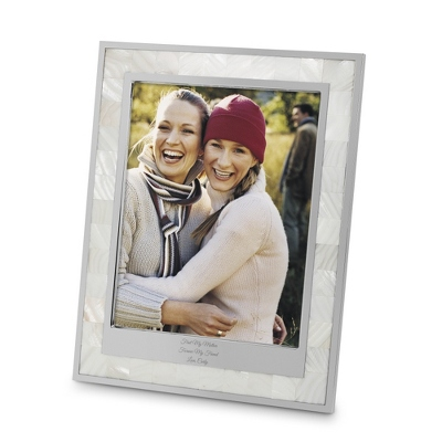 Mother of Pearl 8x10 Picture Frame