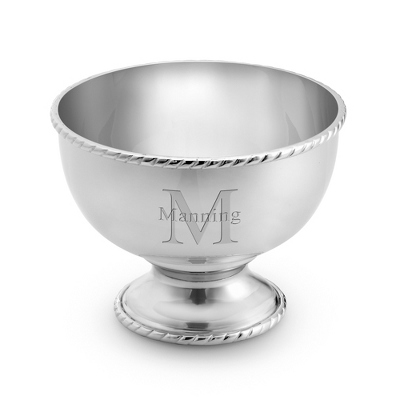 Rope Collection Stainless Steel Serving Bowl