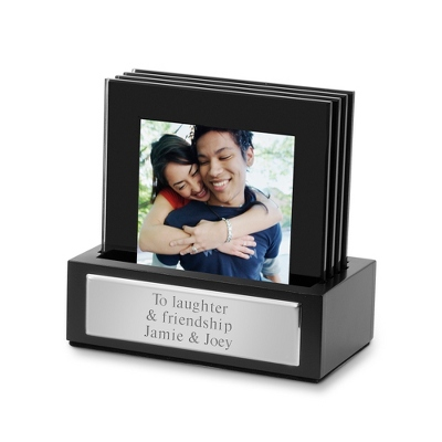Personalized Photo Coasters - UPC 825008066960