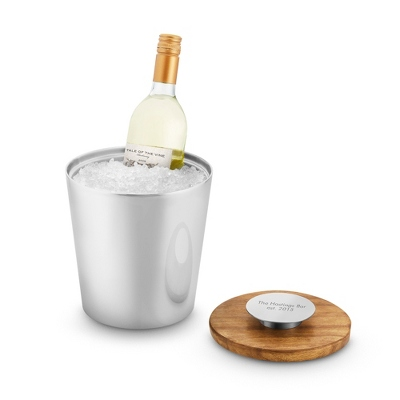 Wood Fusion Collection Ice Bucket