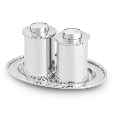 Rope Collection Salt and Pepper Shaker Set