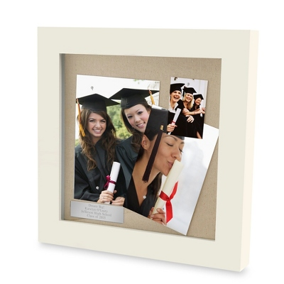Collage Shadow Box Frame