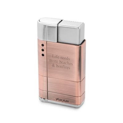 Bronze High Altitude Cigar Lighter - Men's Accessories