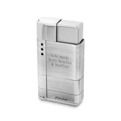 Silver High Altitude Cigar Lighter - UPC 825008071773