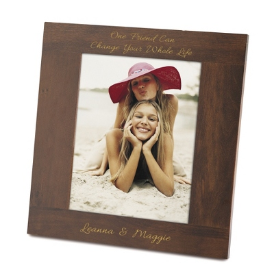 Walnut Spectrum 8x10 Picture Frame - Frames for Her