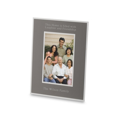 Iron Picture Frame