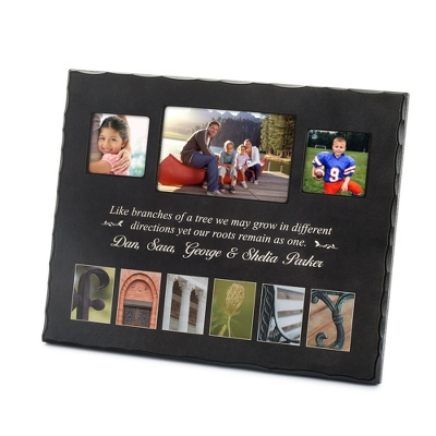 Family Photo Art Frame