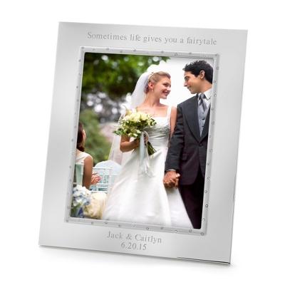 Lenox Devotion 8x10 Wedding Frame