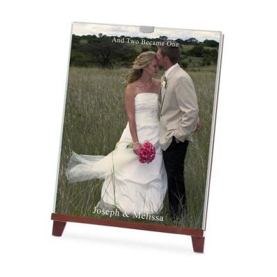 Easel Walnut 8x10 Frame - $40.00