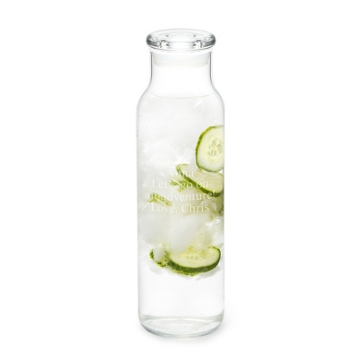 Pure Taste Glass Water Bottle - $20.00