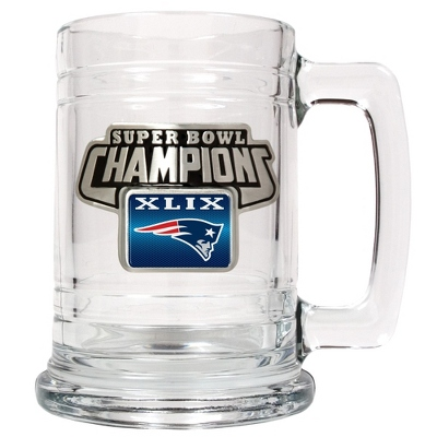 Super Bowl XLIX Beer Mug