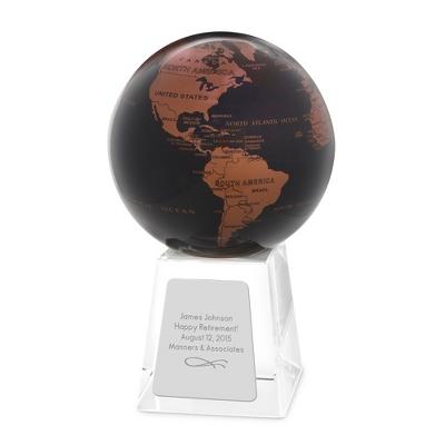 Copper and Black MOVA Globe - Awards & Plaques