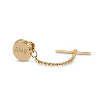 Engraved Gold Gift for Men