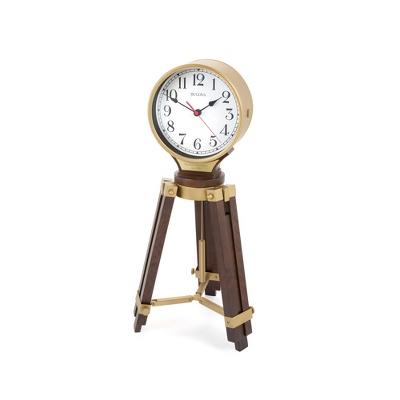 Bulova Rowayton Tripod Clock - $325.00