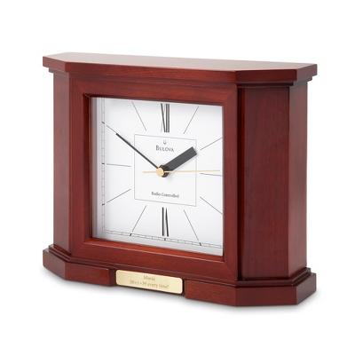 Bulova Altus Clock - UPC 42429944787