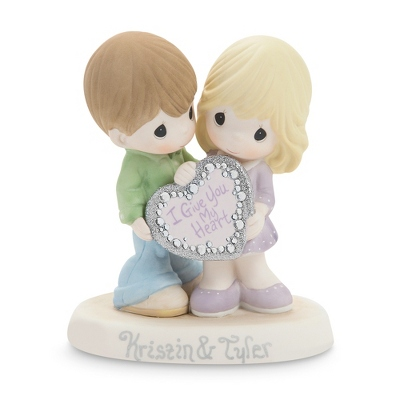 "Precious Moments ""I Give You My Heart"" Figurine"