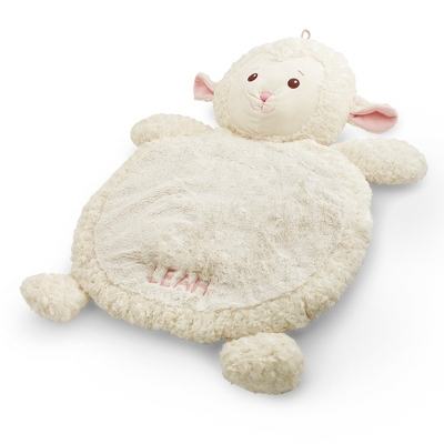 Lamb Baby Belly Mat