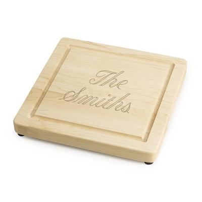 Square Maple Cutting Board