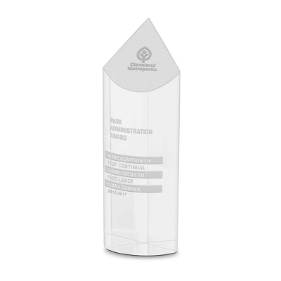 Engraved Scope Award